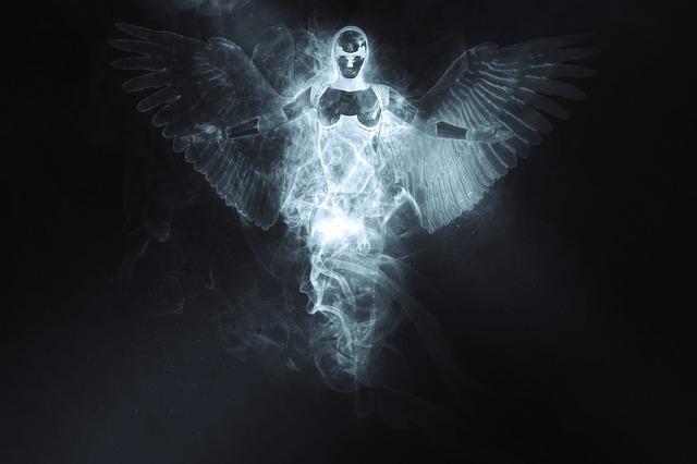photo d'un ange gardien