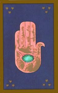 Main dans le persan